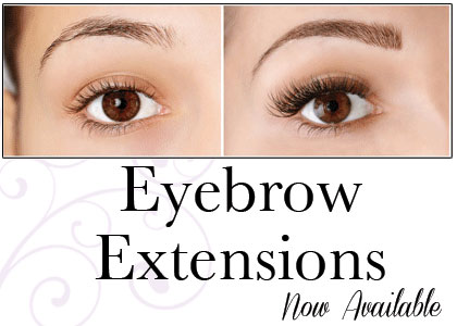 eyebrow extensions New Port Richey